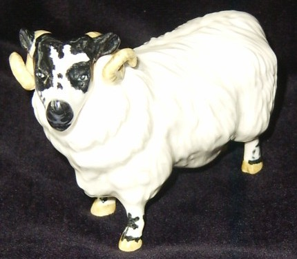Beswick Model of a Ram